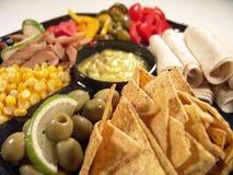 μεξικάνικο πιάτο Στοκ Εικόνες