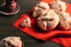 Μεξικάνικο ψωμί γνωστό όπως στοκ φωτογραφία με δικαίωμα ελεύθερης χρήσης