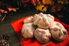 Μεξικάνικο ψωμί γνωστό όπως στοκ εικόνες