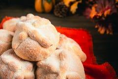 Μεξικάνικο ψωμί γνωστό όπως στοκ φωτογραφίες