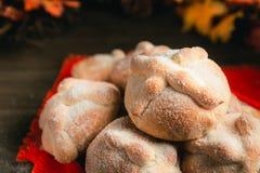 Μεξικάνικο ψωμί γνωστό όπως στοκ εικόνες με δικαίωμα ελεύθερης χρήσης