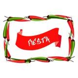 Μεξικάνικο ύφος Στοκ εικόνα με δικαίωμα ελεύθερης χρήσης