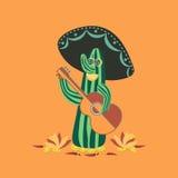 Μεξικάνικο ύφος Στοκ Εικόνα