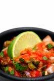 μεξικάνικο salsa στοκ φωτογραφία