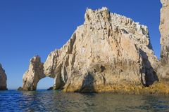 Μεξικό Η αψίδα Cabo SAN Lucas Στοκ εικόνα με δικαίωμα ελεύθερης χρήσης
