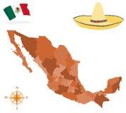 Μεξικό Στοκ Φωτογραφίες