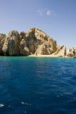 Μεξικό - Cabo SAN Lucas - βράχοι και παραλίες Στοκ εικόνες με δικαίωμα ελεύθερης χρήσης