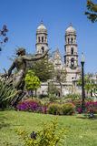 Μεξικό Jalisco, Basilica de Zapopan στοκ εικόνες με δικαίωμα ελεύθερης χρήσης