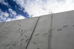 Μεξικό - Nogales - τα ΑΜΕΡΙΚΑΝΙΚΑ σύνορα Στοκ φωτογραφία με δικαίωμα ελεύθερης χρήσης