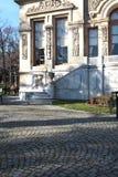 Μερική άποψη του θερινού παλατιού Ihlamur Στοκ εικόνα με δικαίωμα ελεύθερης χρήσης