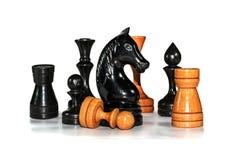 Μερικοί αριθμοί σκακιού Στοκ εικόνες με δικαίωμα ελεύθερης χρήσης