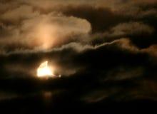 μερικός ηλιακός έκλειψη&sigm Στοκ φωτογραφία με δικαίωμα ελεύθερης χρήσης