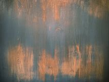 Μερικώς φορεμένος μαύρος χρωματισμένος ξύλινος πίνακας ως υπόβαθρο ή σκηνικό στοκ φωτογραφίες με δικαίωμα ελεύθερης χρήσης