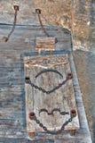 Μεσαιωνικά βασανιστήρια Στοκ εικόνα με δικαίωμα ελεύθερης χρήσης