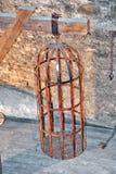 Μεσαιωνικά βασανιστήρια Στοκ φωτογραφία με δικαίωμα ελεύθερης χρήσης
