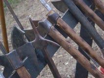 μεσαιωνικά όπλα Στοκ εικόνα με δικαίωμα ελεύθερης χρήσης
