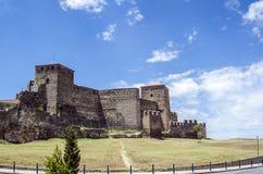 Μεσαιωνικές κάστρο Koule Genti και φυλακή, Θεσσαλονίκη, Ελλάδα Στοκ Εικόνες