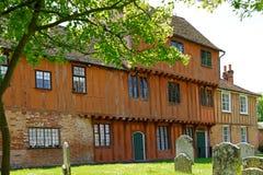Μεσαιωνική αίθουσα αγοράς Στοκ Εικόνες