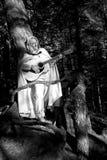 μεσαιωνική γυναίκα Στοκ εικόνα με δικαίωμα ελεύθερης χρήσης