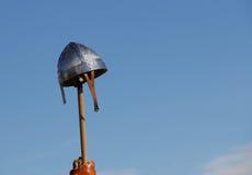 Μεσαιωνική κάσκα Στοκ εικόνες με δικαίωμα ελεύθερης χρήσης