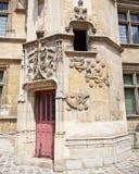 Μεσαιωνική πόρτα Στοκ Εικόνες