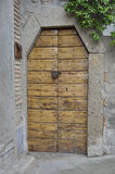 Μεσαιωνική πόρτα, Bomarzo Στοκ φωτογραφίες με δικαίωμα ελεύθερης χρήσης