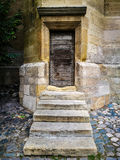 Μεσαιωνική πόρτα - Sibiu στοκ εικόνες με δικαίωμα ελεύθερης χρήσης