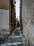 Μεσαιωνική πόλη Medina στη Μάλτα στοκ φωτογραφία με δικαίωμα ελεύθερης χρήσης