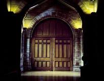 Μεσαιωνική πύλη Στοκ Εικόνες