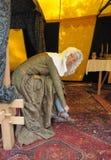 Μεσαιωνικός εορτασμός αγοράς Στοκ φωτογραφία με δικαίωμα ελεύθερης χρήσης