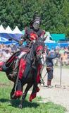 Μεσαιωνικός ιππότης Στοκ εικόνες με δικαίωμα ελεύθερης χρήσης