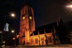 Μεσαιωνικός καθεδρικός ναός μοναστηριακών ναών του Λιντς Μεγάλη Βρετανία στοκ εικόνες