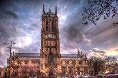 Μεσαιωνικός καθεδρικός ναός μοναστηριακών ναών του Λιντς Μεγάλη Βρετανία στοκ φωτογραφία με δικαίωμα ελεύθερης χρήσης