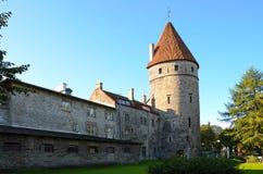 Μεσαιωνικός πύργος Στοκ Εικόνα