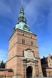 Μεσαιωνικός πύργος Daniwsh Στοκ Εικόνες