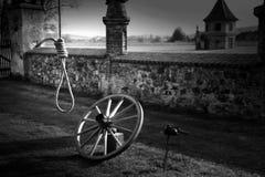 μεσαιωνικό βασανιστήριο Στοκ Εικόνες