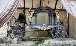 Μεσαιωνικό λεωφορείο στοκ φωτογραφία με δικαίωμα ελεύθερης χρήσης