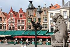 """Μεσαιωνικό ιστορικό κέντρο Ï""""Î¿Ï… Μπρυζ στο Βέλγιο στοκ φωτογραφίες με δικαίωμα ελεύθερης χρήσης"""