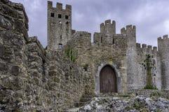 Μεσαιωνικό κάστρο, Πορτογαλία Στοκ φωτογραφία με δικαίωμα ελεύθερης χρήσης
