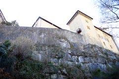 Μεσαιωνικό κάστρο του Annecy, κραμπολάχανο, Γαλλία Στοκ φωτογραφία με δικαίωμα ελεύθερης χρήσης