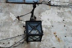Μεσαιωνικό κάστρο φωτογραφιών Στοκ Εικόνα