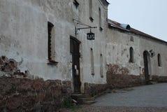 Μεσαιωνικό κάστρο φωτογραφιών Στοκ εικόνες με δικαίωμα ελεύθερης χρήσης