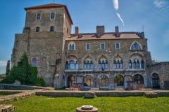 Μεσαιωνικό κάστρο Tata, Ουγγαρία Στοκ εικόνα με δικαίωμα ελεύθερης χρήσης