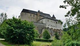 Μεσαιωνικό κόκκαλο κάστρων Στοκ εικόνα με δικαίωμα ελεύθερης χρήσης