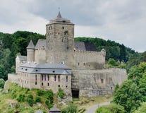 Μεσαιωνικό κόκκαλο κάστρων Στοκ φωτογραφίες με δικαίωμα ελεύθερης χρήσης