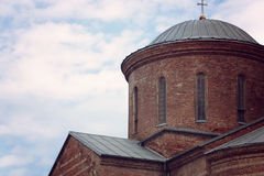 Μεσαιωνικό μοναστήρι παρεκκλησιών εκκλησιών το παλαιό κτήριο Στοκ φωτογραφίες με δικαίωμα ελεύθερης χρήσης
