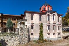 Μεσαιωνικό μοναστήρι ST Kozma και Damyan, Βουλγαρία Tsarnogorski Gigintsy στοκ εικόνα