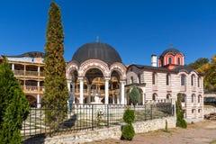 Μεσαιωνικό μοναστήρι ST Kozma και Damyan, Βουλγαρία Tsarnogorski Gigintsy στοκ φωτογραφίες