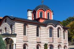 Μεσαιωνικό μοναστήρι ST Kozma και Damyan, Βουλγαρία Tsarnogorski Gigintsy στοκ φωτογραφία με δικαίωμα ελεύθερης χρήσης