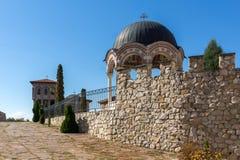 Μεσαιωνικό μοναστήρι ST Kozma και Damyan, Βουλγαρία Tsarnogorski Gigintsy στοκ φωτογραφίες με δικαίωμα ελεύθερης χρήσης